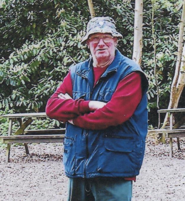 Geoff Wilkinson 1